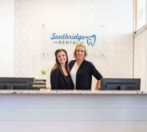 Southridge Dental front desk
